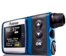 Animas verkar vara en pålitlig och stabil pump som är trevligt designad