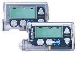 Minimed Paradigm är en populär insulinpump ifrån Medtronic