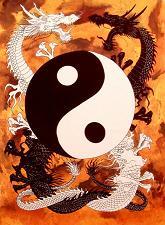 Balansen i livet är som Yin och Yang, kräver flera sidor, för det ena krävs det andra, kraftfullt likt en naturlag